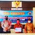 Kepala Desa Karyasari Gaya Mulyana, Salurkan BLT Desa Dua Bulan Sekaligus