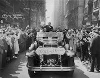 Desfile triunfal de Jesse Owens por Nueva York