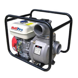 Jenis Pompa Air Diesel untuk sawah