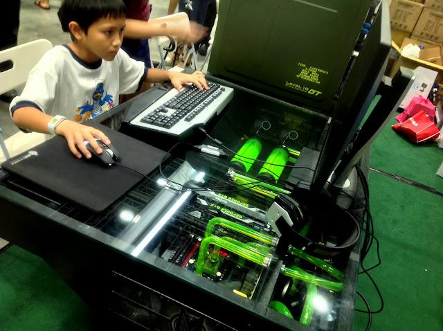 A Quick Run on Pikom PC Fair 2013 181