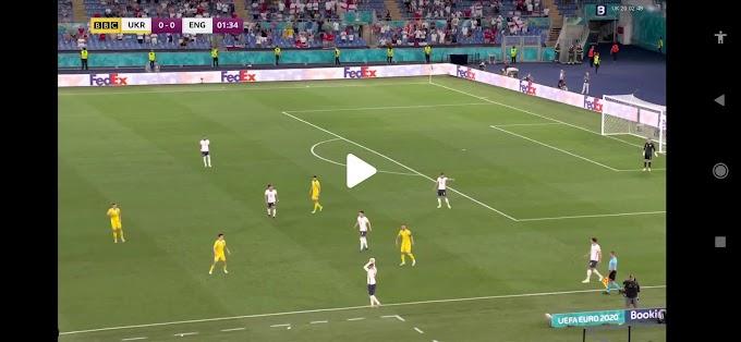Czech Republic  1:2  Denmark / UEFA Euro 2020