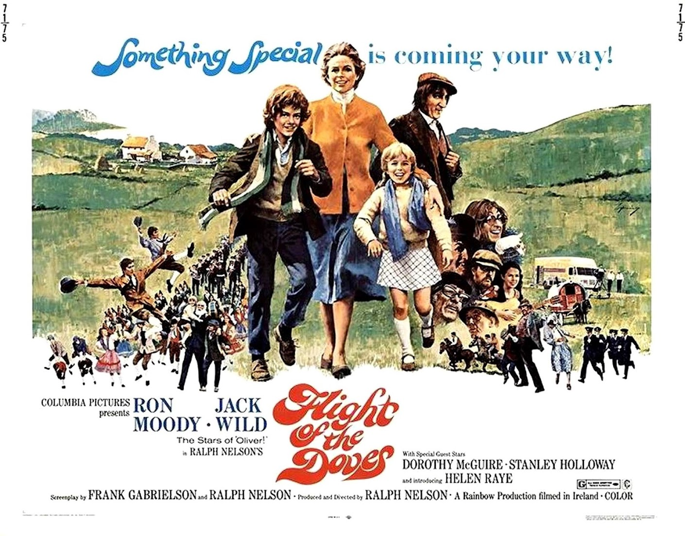 Flight of the doves (1970) Ralph Nelson - (Inédit en France) (20.07.1970 / 09.1970)