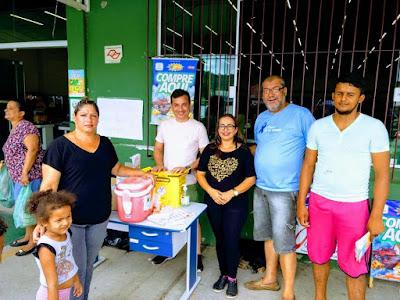 Juquiá vacina mais de 30% da população em campanha contra a Febre Amarela