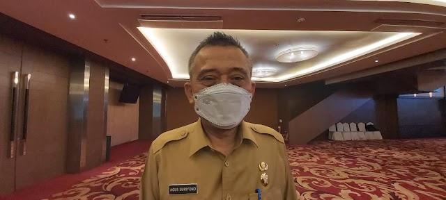Jam Operasional Kesawan City Walk Berpatokan Perwal 27/2020