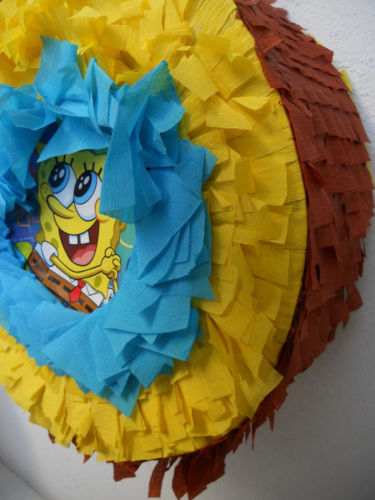 Piñata De Bob Esponja Imagui