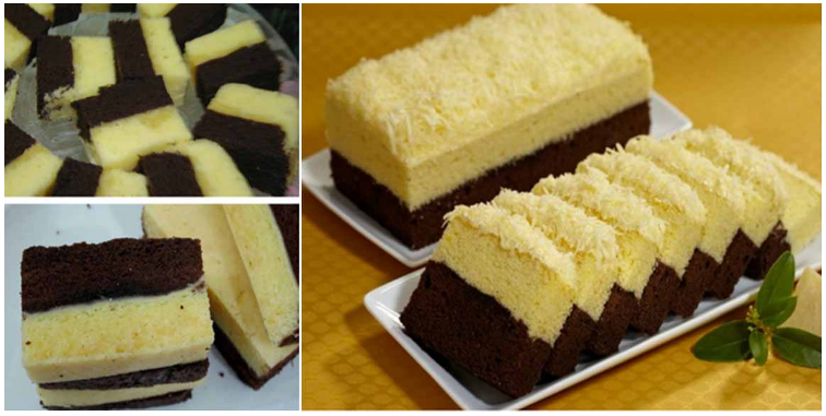 Resep Cake Kukus Kentang: Resep Membuat Brownies Kentang Coklat Kukus. Lebih Empuk