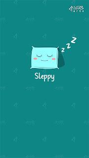 Sleepy Beauty A