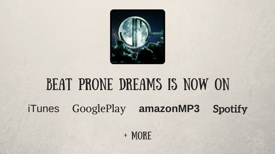 Beat Prone Dreams On AmazonMP3, Spotify And More