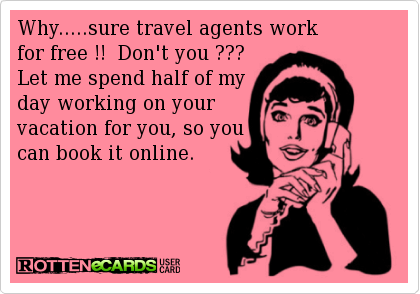 90 Seconds and Velvet: The Truth About Travel Agents