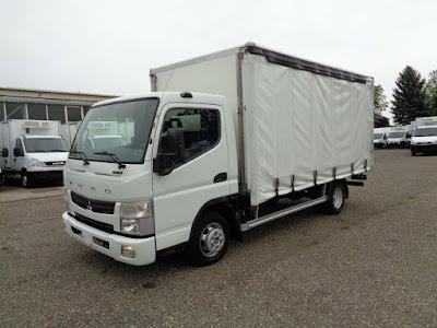 Truk Canter Terbaru Keluaran Mitsubishi Fuso