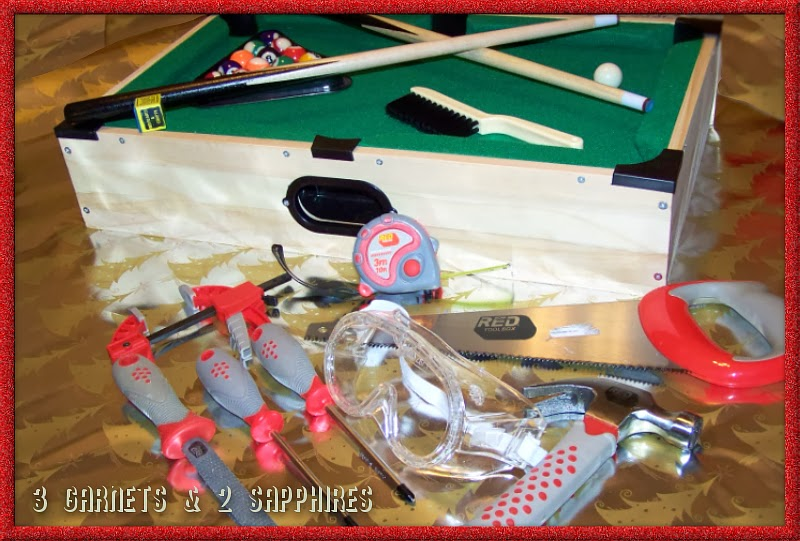Strange 3 Garnets 2 Sapphires Red Toolbox Woodworking Kits And Caraccident5 Cool Chair Designs And Ideas Caraccident5Info