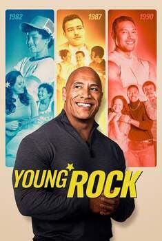 Young Rock 1ª Temporada Torrent - WEB-DL 720p/1080p Legendado