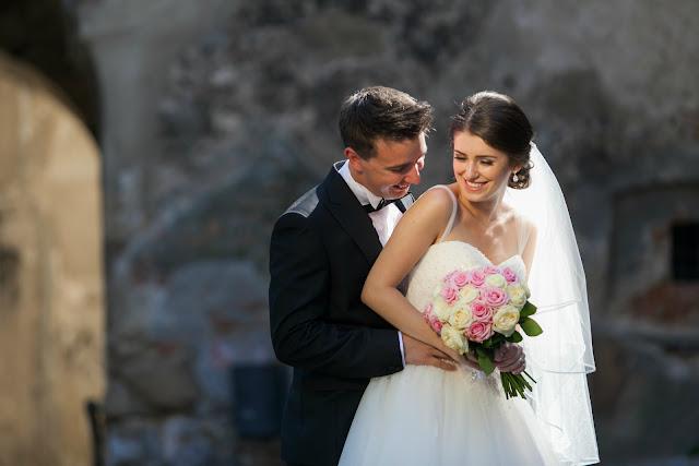 our wedding day photos