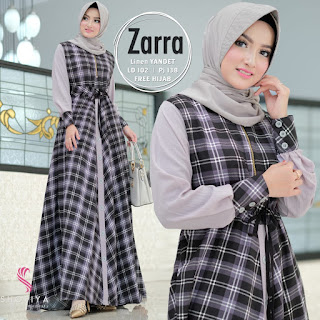Zarra Dress by Shofiya Hijab