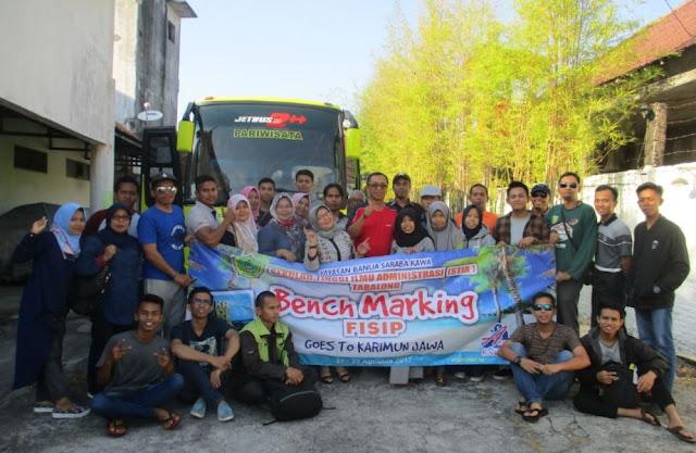 Harga sewa bus murah pariwisata di Semarang