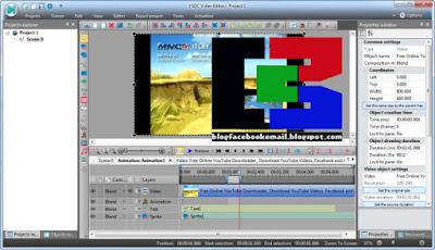 Setelah kemaren teman berkenalan dengan aplikasi edit video pc yang berjulukan Videopad video Download VSDC Free Video Editor Program Edit Video Terbaik PC