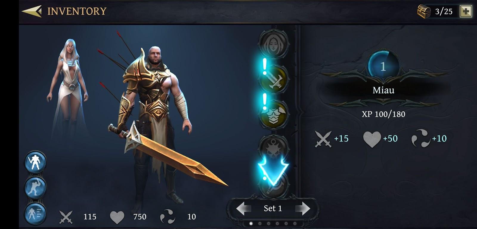 Blade Bound Mod