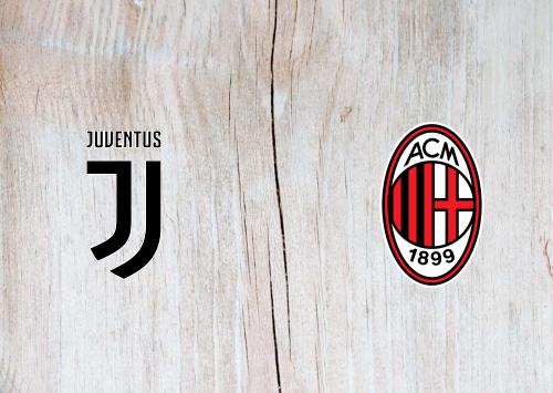Juventus vs Milan -Highlights 12 June 2020