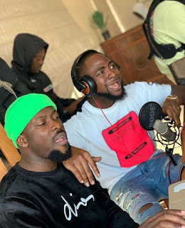 "Davido Officially Welcomes New Producer ""Mr Eff"" To His Label"