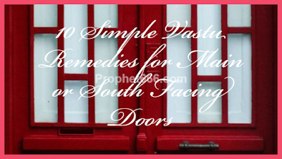 10 Simple Vastu Shastra Totke for Main or South Facing Doors