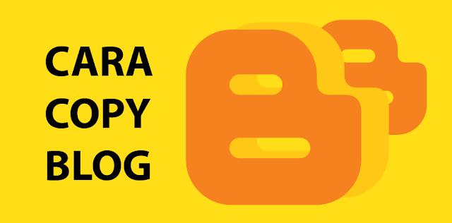 copy blog