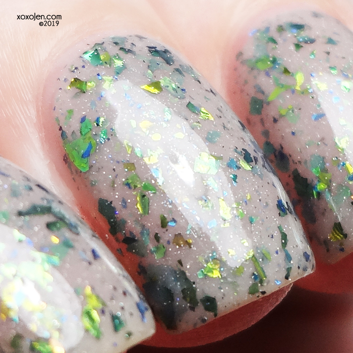xoxoJen's swatch of Rogue Lacquer Carisbrooke Castle