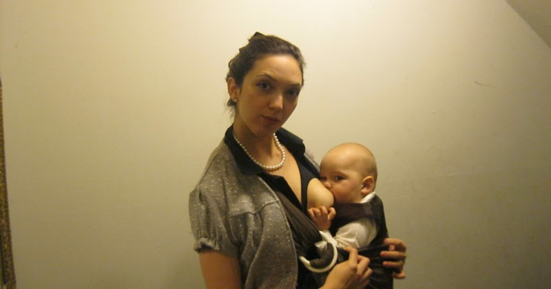 This is What Breastfeeding Past Infancy Looks Like Pt. 2