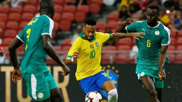 مشاهدة مباراة البرازيل ونيجيريا بث مباشر بتاريخ 13-10-2019 مباراة ودية