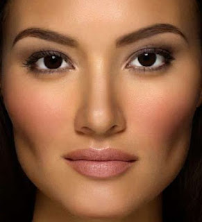 How-to-apply-natural-makeup-&-eye-makeup-ideas-for-brown-1