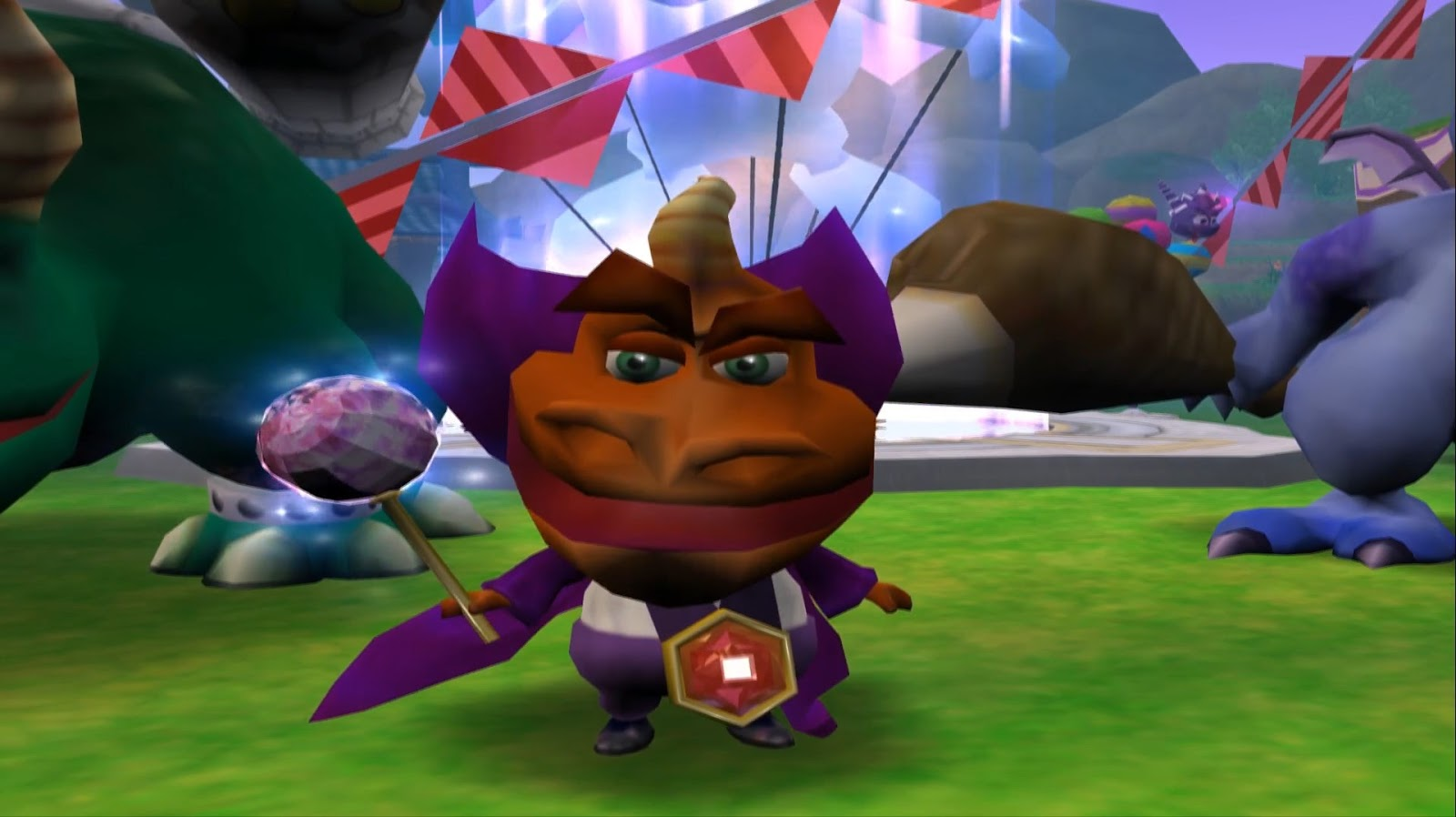 spyro enter the dragonfly 2002 the fourth part in spyro that