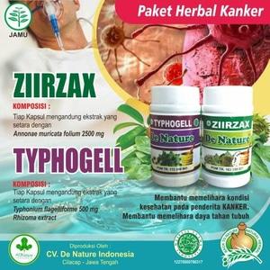 obat kangker herbal ziirsax dan typhogell