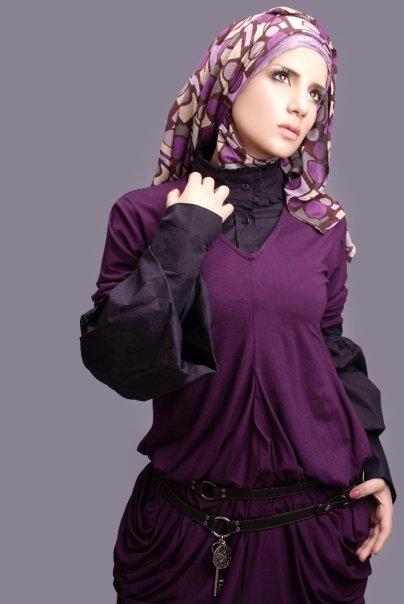 Muslim Women Fashions: Egyptian Woman Hijab Styles