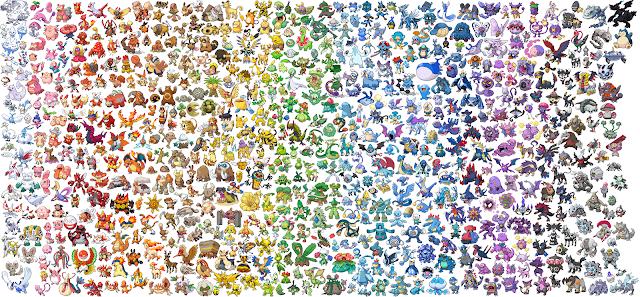 Daftar Pokemon Terkuat Pada Game Pokemon Go