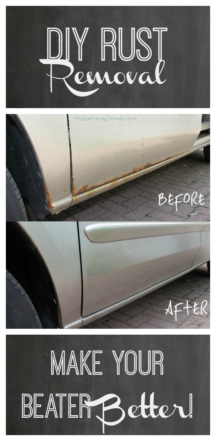 Diy rust removal make your beater better frugal family times heres eds rundown of how to diy your rusty old car to look so much better solutioingenieria Images