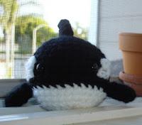 PATRON GRATIS ORCA AMIGURUMI 1081