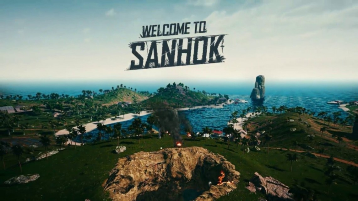 Tips Terhindar dari 'Cacing Gaming' di Map Sanhok