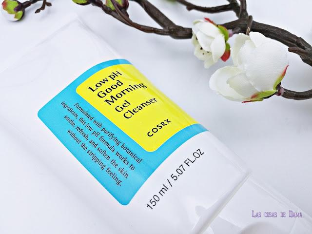 Cosrx Gel limpiador con pH bajo Good Morning Cosrx skincare cosmética asiática kbeauty belleza facial