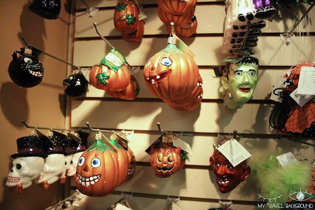 My Travel Background : Halloween à Salem