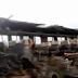 20 personas mueren calcinadas al chocar camión con autobús en Brasil