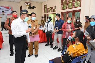 Kunjungi Kepulauan Nias, Menko PMK: Nias Menjadi Perhatian Penting Bagi Pemerintah Pusat Tekan Stunting