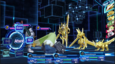 Digimon Story: Cyber Sleuth - Hacker's Memory Screenshot 3