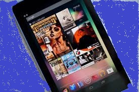 Tablet pc review of new Google nexus tablet 7 and tablets relese date