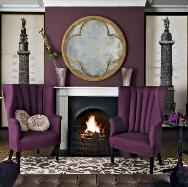 Contoh kursi tamu dengan penghangat ruangan