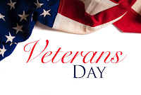 veterans day november 11th