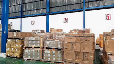 Jasa Import Resmi I Import LCL Door To Door Singapore To Indonesia
