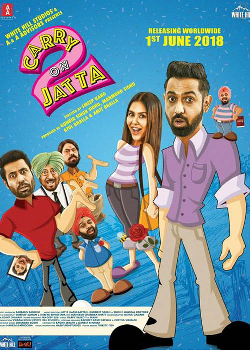 Carry on jatta 2 full movie download Filmywap djpunjab