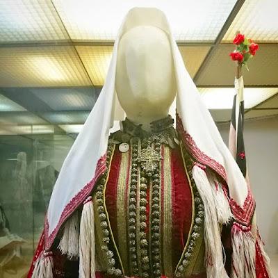 Vestido tradicional de Macedonia