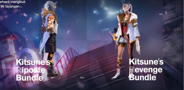 Kitsune's Riposte & Revenge Bundle