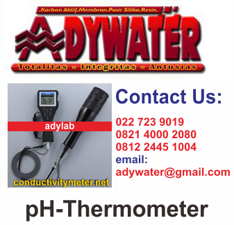 Jual PH Thermometer Suhu Meter | pH, pH (mV), ORP, DO, CONDUCTIVITY, salinitas, TDS, air laut/seawater, specific gravity, suhu, turbidity, dan kedalaman air/water depth.