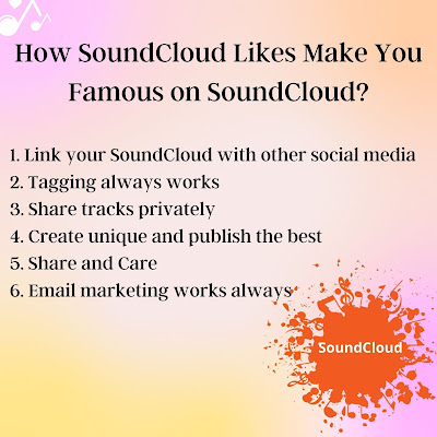 How SoundCloud Likes Make You Famous on SoundCloud